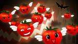 \ トマトを好きなん義務なんや/
