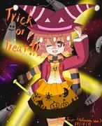 Trick or Treat!! (太陽あかり ハロウィンver)