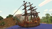 海賊船 -Avenger- Minecraft Xbox360