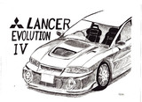 三菱 LancerEvorutionⅣ