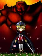 泣き虫王子と強いゴーレム