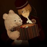 秘密のプレゼント