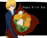 アルミン HappyBirth Day