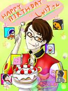 HAPPY BIRTH DAY☆しゃけさん