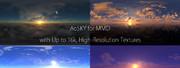 【スカイドームアクセサリ配布】 ++skies; for MMD