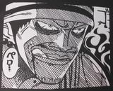 【切り絵】ギン【ワンピース】