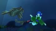 淡水人魚はカンブリアモンスターの夢を見るか?