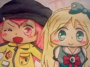 左右田とソニア