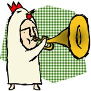 ペッター。(trumpetter.)