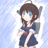 いい雨だね…