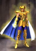 黄金聖闘士 獅子座のアイオリア(再掲)