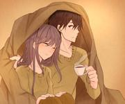 「眠い?」