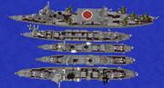 第八艦隊HAC艦艇