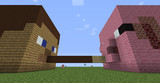 Pocky Game in Minecraft