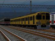 武蔵野の電車