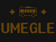 阪急バス UMEGLE 側面表示