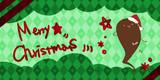 ₍₍◞( •௰• )◟₎₎クリスマスver.Twitterヘッダーサイズ@フリー