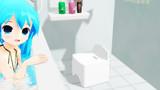 【配布】お風呂場のイス