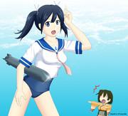 潜水艦もいいでしょ!?
