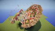 【Minecraft】 ピザ