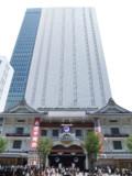 歌舞伎座タワービル透過素材 - 2