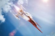 バンダイ編:コスモゼロα2空間艦上戦闘機
