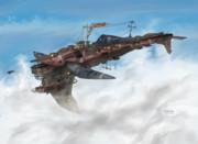 帝国重巡空艦 アバレステア