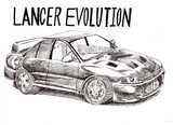 三菱 Lancer Evolution