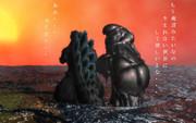 原水爆と公害病