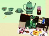 【MMD】おしるこ缶とポットとカップ