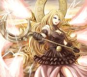 最強の象徴たる女神