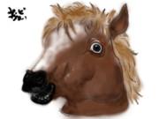 馬のような何か
