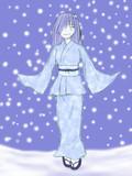 夢世界の雪女