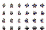 SDガンダム試作1号機【RPGツクールVX】