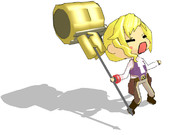 MMD「騎士道ぉぉぉぉぉぉぉ!!!」