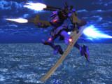 97式戦術歩行高等練習機 吹雪