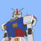 RX-78-2 ガンダム2号機[デモンストレーションカラー]描いてみた