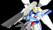 【MMD】wolf式 ガンダムX (4)改変 Ver.1.11【モデル配布】
