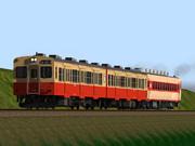 RailSim キハ35+キハ58によるラッシュ運用
