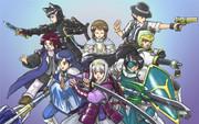 姫船長と七人の海賊