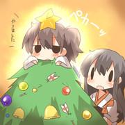 クリスマス加賀さん