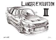 三菱 Lancer EvolutionⅢ