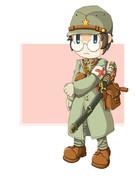 サバゲー的皇軍装備1