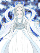 夢世界の母なる白霊神