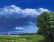 田園風景のための習作