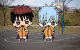 バスケしようぜ!