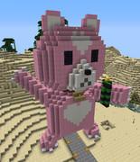 【Minecraft】キリクマー