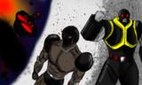 漆黒の正悪完三超人