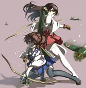 赤城と加賀さん