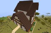 【Minecraft】建築下手の経過記録 その10【1.7.2】